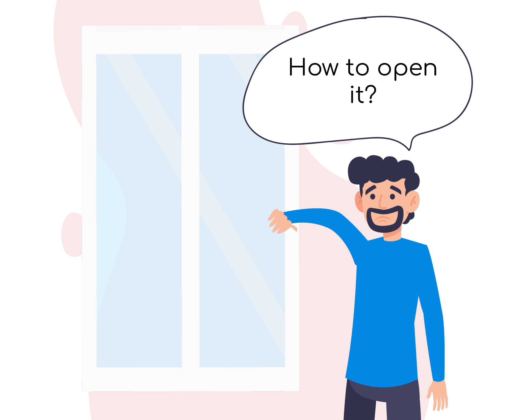 How to open it?